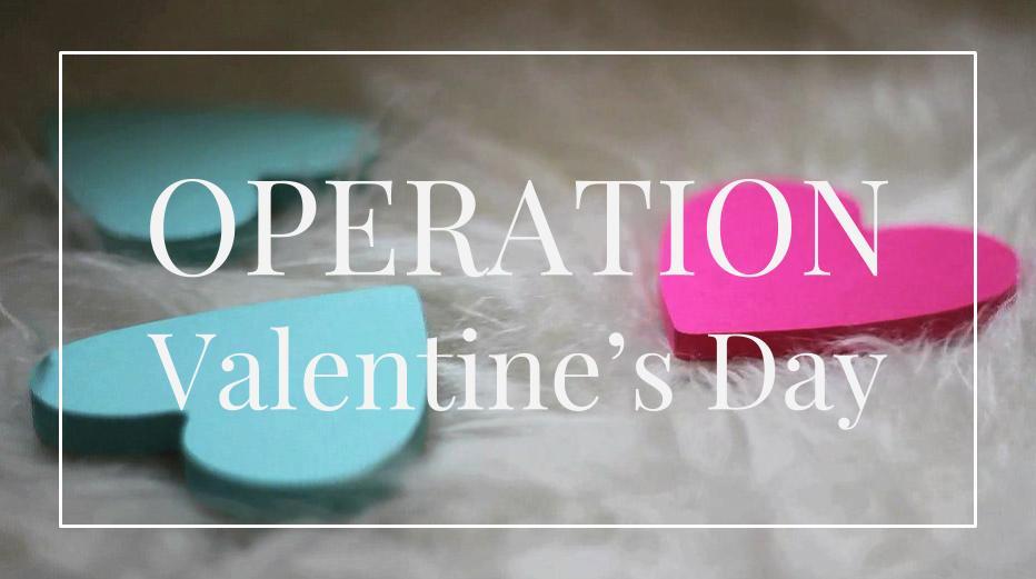 INSPIRE Operation Valentine's Day