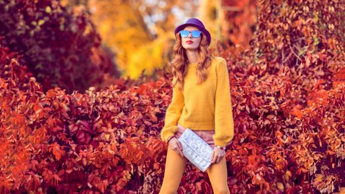Our Favorite Color Hues for Autumn Fashion
