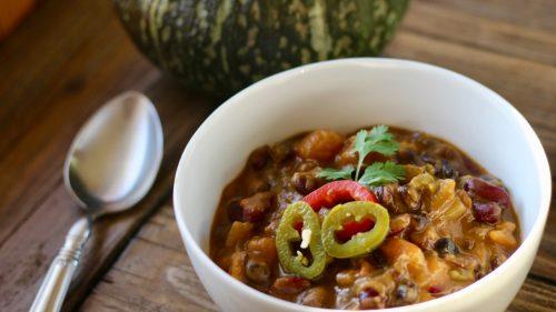 Harvest Squash Chili - Vegan + Gluten-Free 2