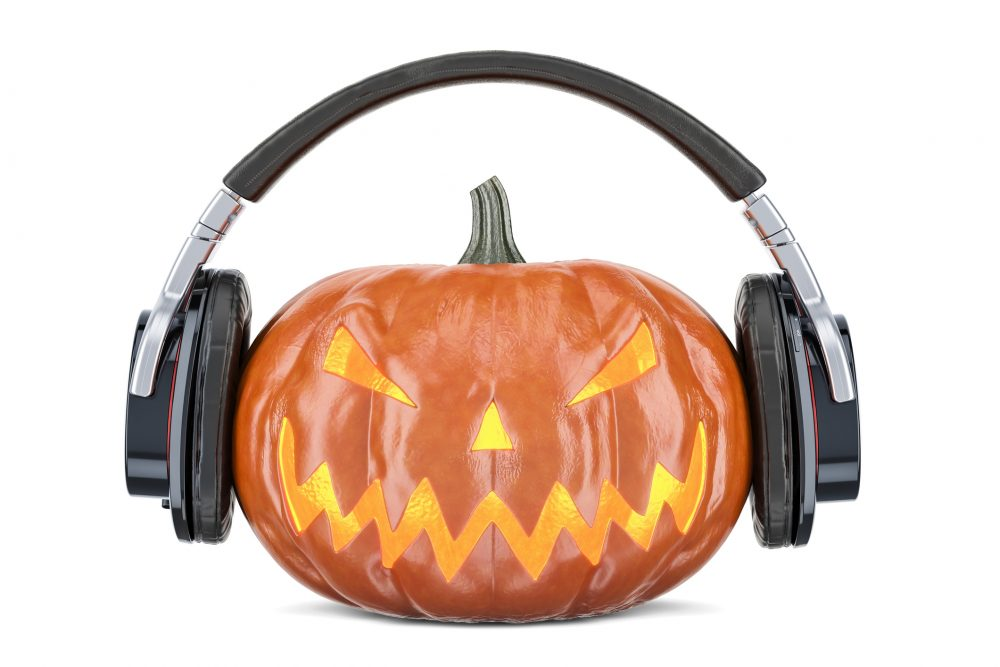 Our Festive and Spooky Halloween Playlist