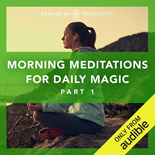 Morning Meditations by Audible
