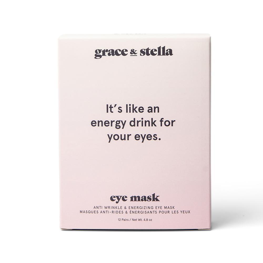 Grace & Stella Anti-Wrinkle + Energizing Eye Masks