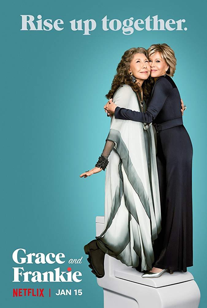 Grace and Frankie Season 6 on Netflix