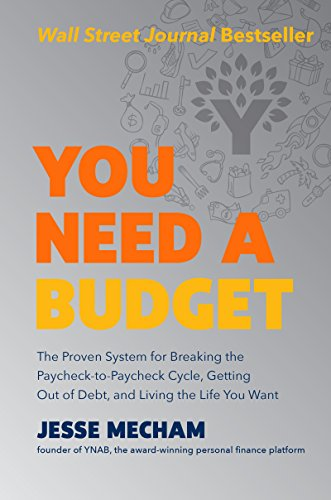 You Need a Budget Money Book